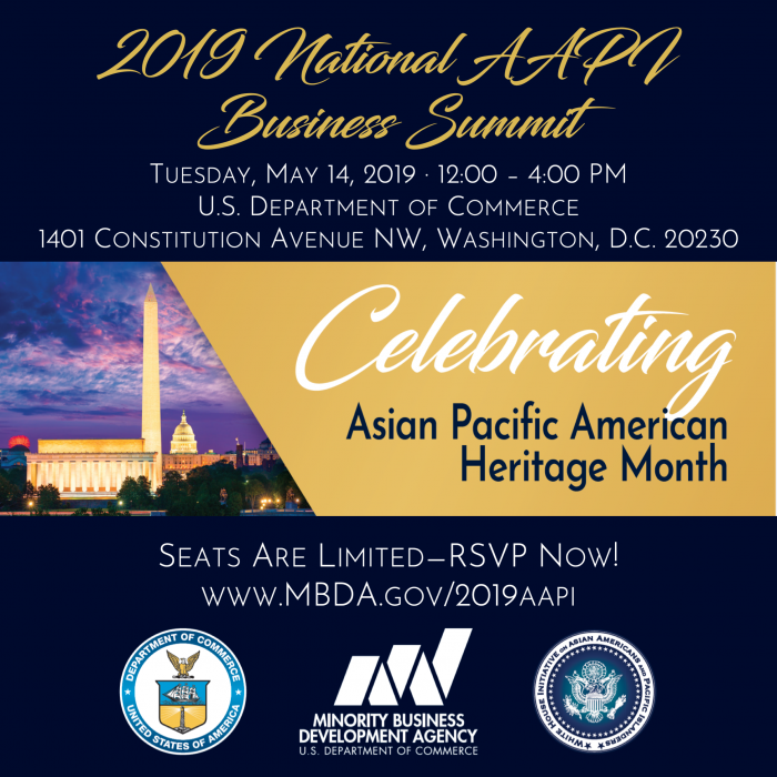 2019 National AAPI Business Summit
